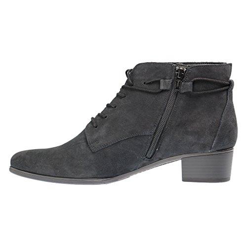 Gabor Dames Basic Laarzen Donkerblauw