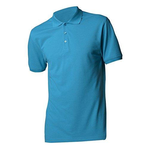 KUSTOM KIT Mens Slim Fit Short Sleeve Polo Shirt (XXS) (Kustom Kit)