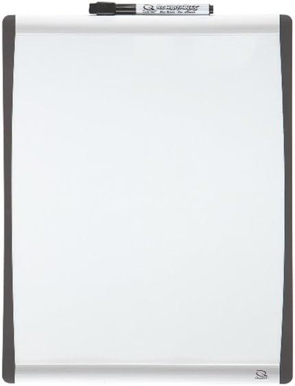 Nobo Pizarra blanca magnética individual, 355x280m, Blanco, 1903779, transparente