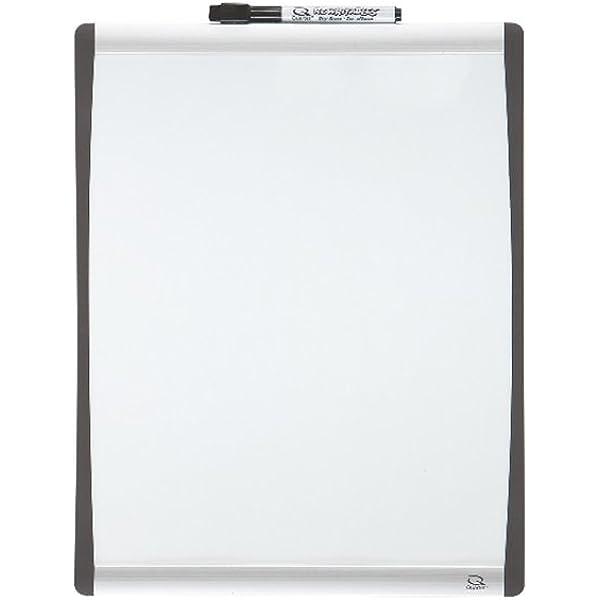 Nobo Pizarra blanca magnética individual, 355x280m, Blanco ...