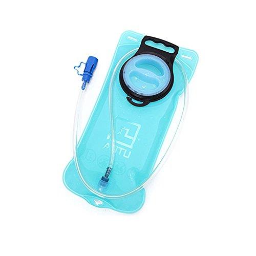 Trinkblase Wasser Tasche Fahrrad Tasche für Sport Wandern Camping Klettern Wandern (2L)