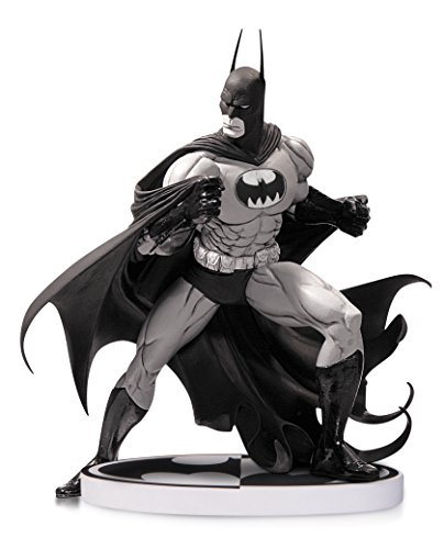 DC Collectibles Batman: Black & White: Batman by Tim Sale Second Edition Statue