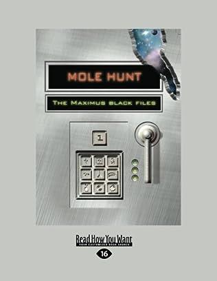 book cover of Molehunt