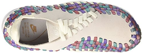 Woven Gimnasia Air White Orchid Zapatillas Footscape Sail para Mist NIKE Mujer de Stardust Red Multicolor Wmns gt6cw4