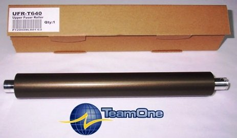 UFR -T640 Upper Fuser Roller For Lexmark 4061 T640 T642 T644 -USA Seller !!!