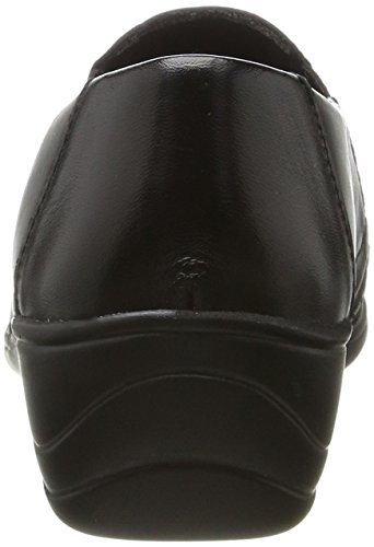 Comfortabel Damen 941955 Slipper Schwarz (Schwarz)