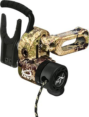 QAD Ultra Rest HDX Optifade Sub Alpine Camo Left Hand