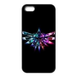 Custom iPhone 5,5S Case, Zyoux DIY New Design iPhone 5,5S Plastic Case - The Legend Of Zelda