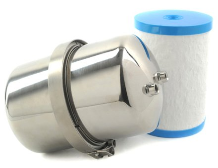 CB-VOC Water Filtration System with Inline Kit (No Faucet Included) price
