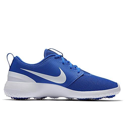 Nike Roshe G Spikeless Golf Shoes 2018 Hyper Royal/White Medium 12
