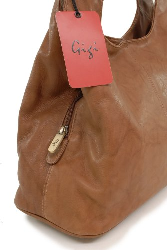 Antique Othello Gigi Leather Shoulder Honey Bag 4326 xgZHPqZ