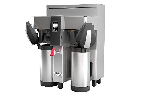 Fetco Dual 1 Gallon Coffee Extractor Brewing System Cbs-2132-Xts-1G-E213253 ()