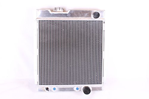OPL Aluminum Performance Radiator for Ford Falcon and Ford Mustang (Automatic Transmission)