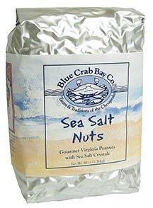 Blue Crab Bay Sea Salt Nuts 3 Lb. Bag