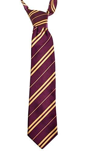 Harry Potter Gryffindor Tie Costume Necktie