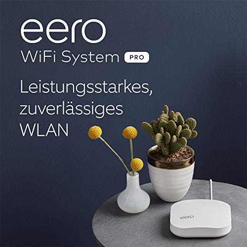 Wir stellen vor: Amazon eero Pro WLAN-Mesh-Router/Extender