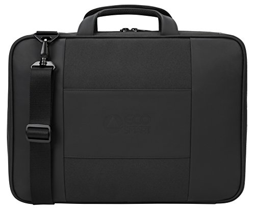 Targus Balance EcoSmart Checkpoint-Friendly Laptop Bag for 15.6-Inch Laptop, Black (Check Point Friendly Notebook)