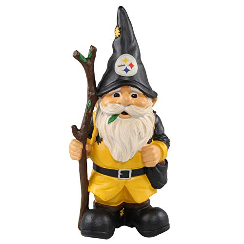 Gnome Steelers Pittsburgh (FOCO Pittsburgh Steelers 10.5