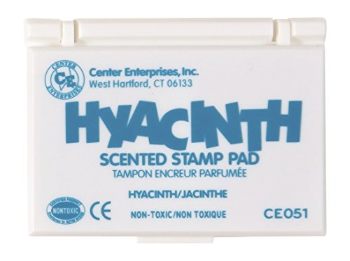 Center Enterprise CE051 Hyac Scented Stamp Pad, Turquoise
