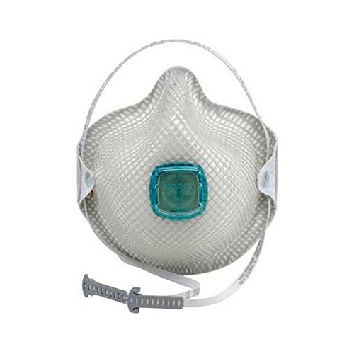 MOLDEX M2731N100 Respirator with Handystrap, Small Size  ...