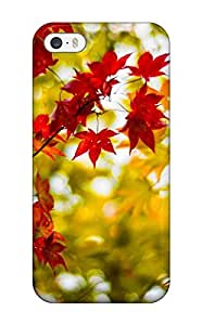 Holly M Denton Davis's Shop 2294305K78395491 New Iphone 5/5s Case Cover Casing(leaf)