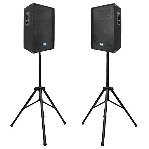 Seismic Audio - Pair of 15