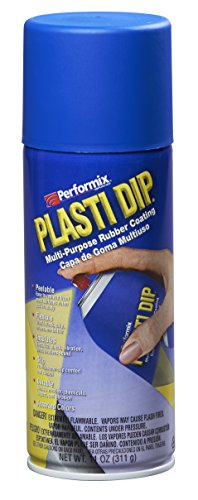 Plasti Dip 11252-6 Spray Flex Blue, 11. Fluid_Ounces