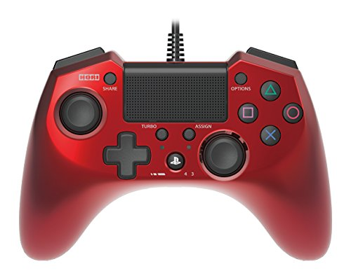 Horipad FPS Plus (Red) by Sony
