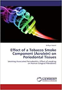 Effect of a Tobacco Smoke Component (Acrolein) on
