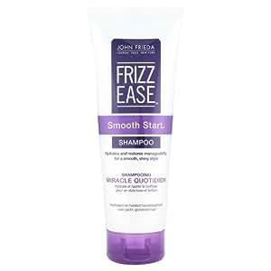 Amazon.com: John Frieda Frizz Ease Smooth Start Shampoo