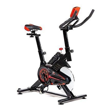 Bicicleta de spinning y fitness para cardio