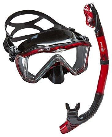 Phantom Aquatics Speed Sport Signature Mask Fin Snorkel Set