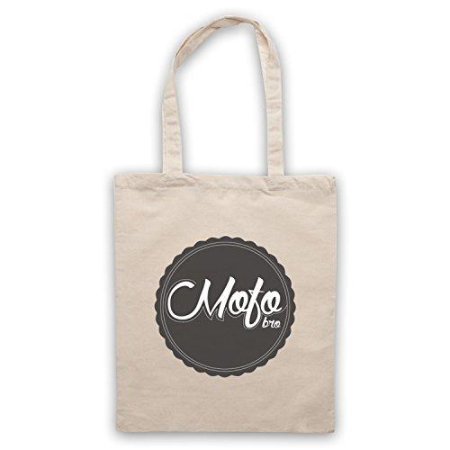 Mofo Bro Slogan Bolso Natural