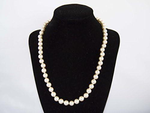 279c2df1c9ae Collar de perlas verdaderas largo. Envío GRATIS 72h  Amazon.es  Belleza