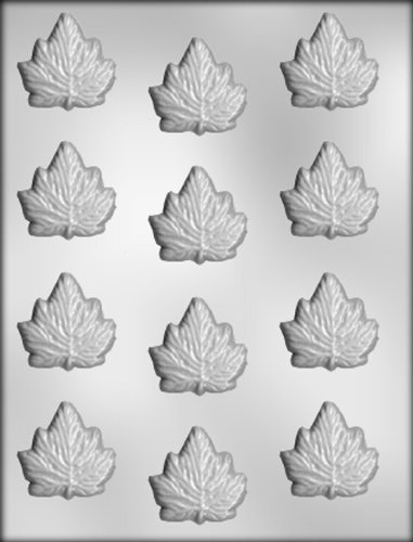 CK Products 1-3/4-Inch Maple Leaves Chocolate ()