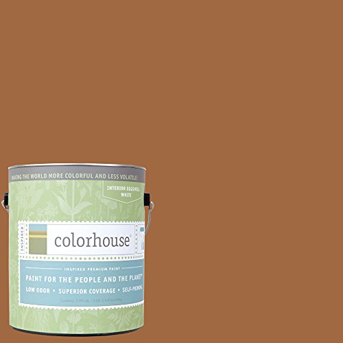 Inspired Eggshell Interior Paint, Clay .03, Gallon
