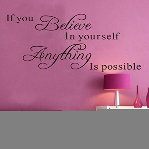 MZY-LLC-TM-If-You-Believe-in-Yourself-Anything-Is-Possible-Removable-Wall-Decal-Sticker-DIY-Art-Decor-Mural-Vinyl-Home-Room-Office-Decals
