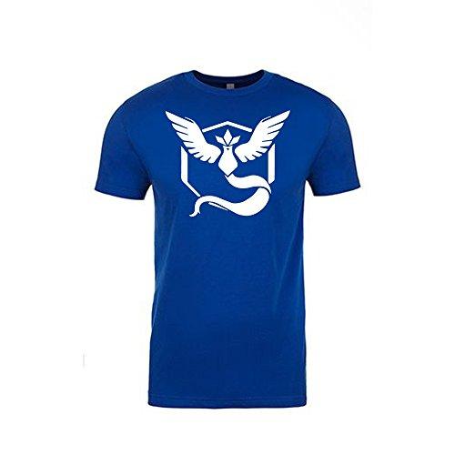 Pokemon Go Shirt Team Mystic Emblem Pokémon GO Shirt Photo