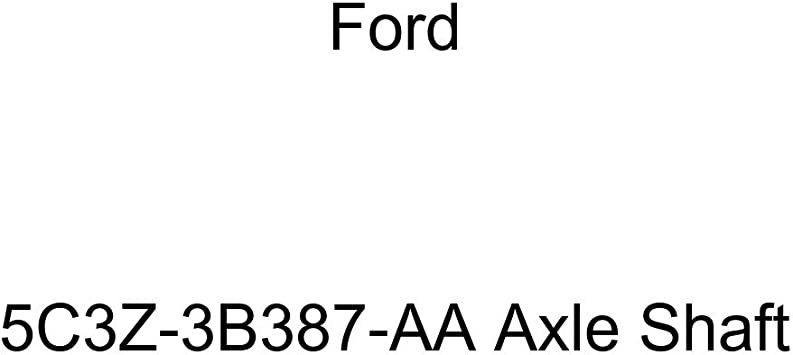 Shaft Front Axle Ford 5C3Z-3B387-A