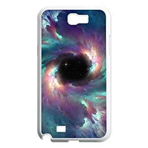 Samsung Galaxy N2 7100 Cell Phone Case White the outer space Hard Phone Case Cover Hard CZOIEQWMXN8547