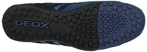 U4207K01422C6105 K Herren UOMO Navy Geox Blau Avio SNAKE Sneaker nUFPwxtW