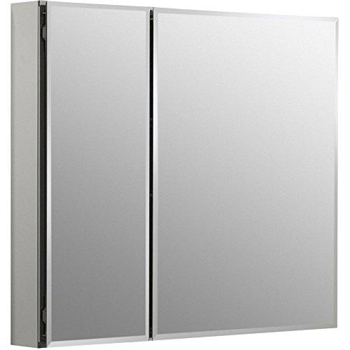KOHLER K-CB-CLC3026FS 30-by-26-by-5-Inch Double Door Aluminum Cabinet by Kohler
