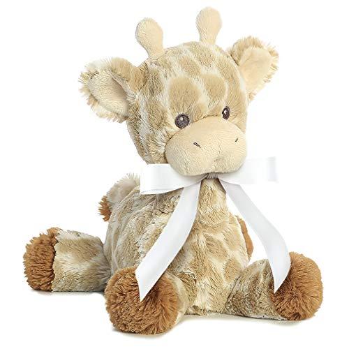 Lil Benny Phant Ellas Bundle of Joy Loppy Giraffe Plush Stuffed Animal with White -