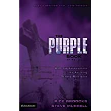The Purple Book: Biblical Foundations for Building Strong Disciples