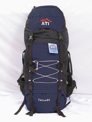 ATI Tahoe85 85L Internal Frame Hiking Backpack, Outdoor Stuffs