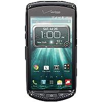 Kyocera Brigadier, Black 16GB (Verizon Wireless) (Renewed)