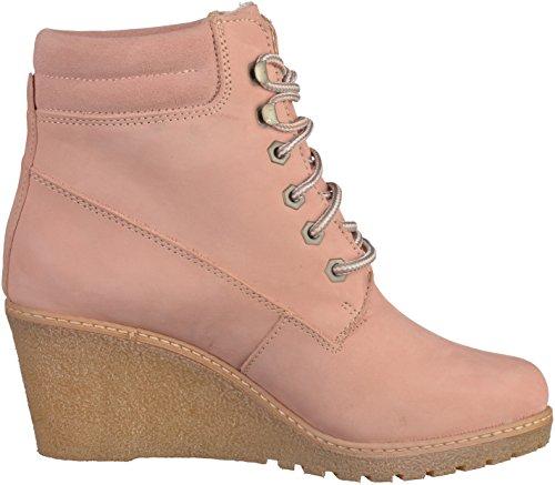 Tamaris 26073, Botines para Mujer Rosa