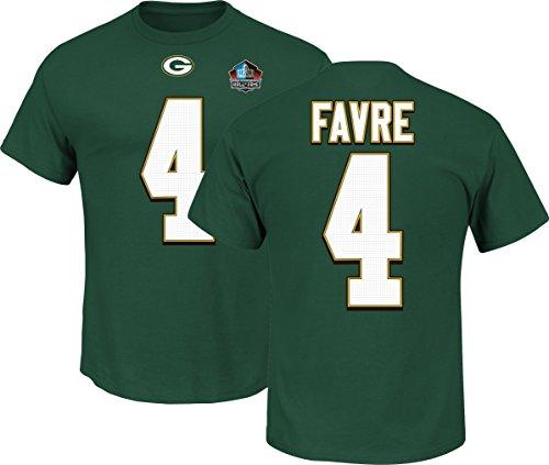 Brett Favre Green Bay Packers Shirt Packers Brett Favre