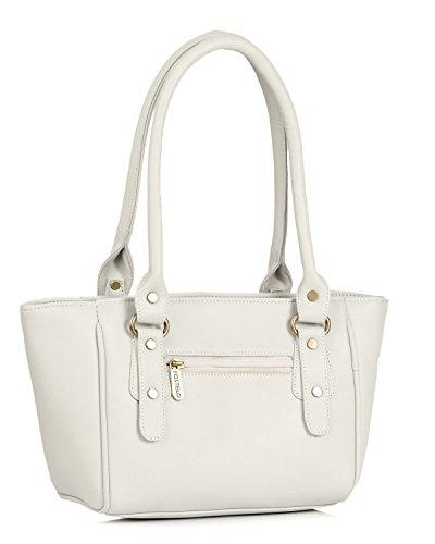 Fostelo Women's Croatia Handbag (White)