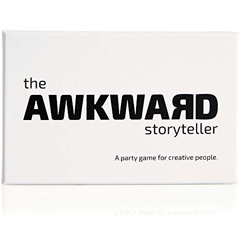 (The Awkward Storyteller, Party Game That Involves Everyone in Fun, Laughter, and Creative Story-Telling, for 4-11 Players, Ages)